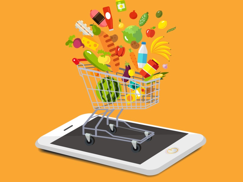 online grocery Singapore