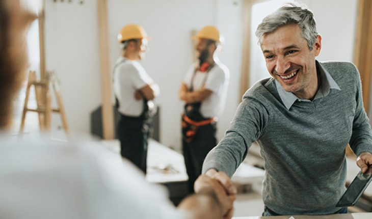contractor for home renovation